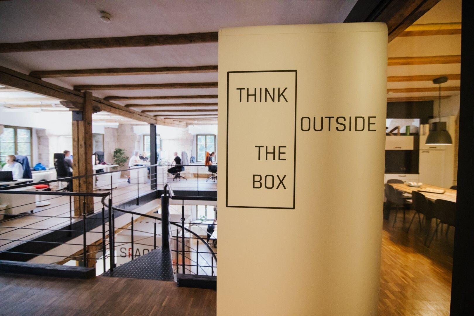 Are you ready to think outside the box?
